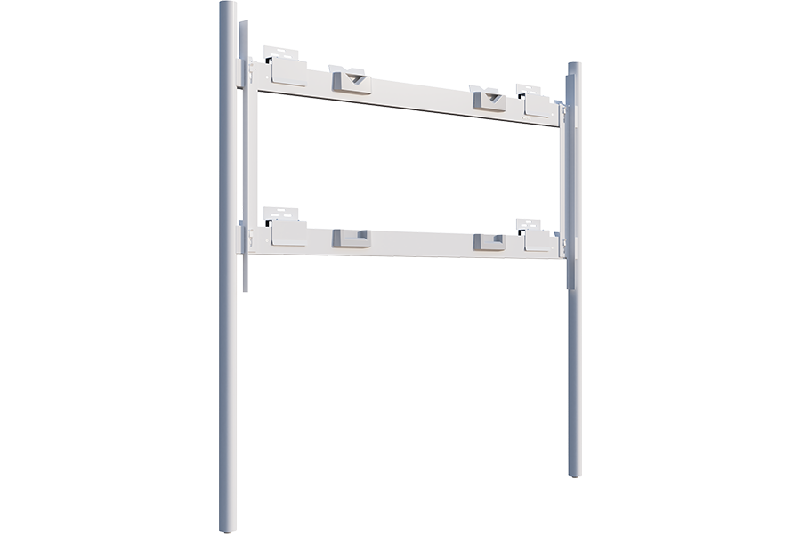 Steelcase Roam™ Floor Wall Mount for Surface Hub 2S 85''