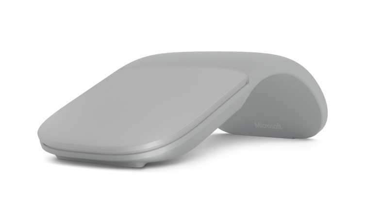 Surface Arc Mouse - Light Gray