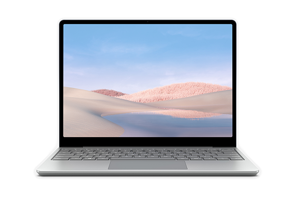 Microsoft Surface Laptop Go 8GB 128GB Platinum