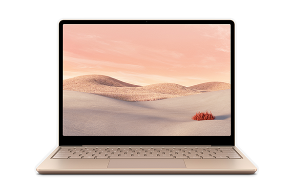 Microsoft Surface Laptop Go 4GB 64GB Sandstone