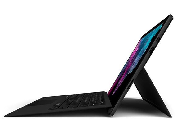 Microsoft Surface Pro 6 i5 8GB 256GB Black + Signature Type Cover