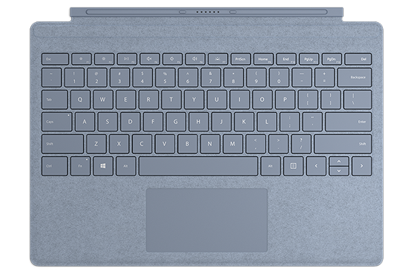 Surface Pro Signature Type Cover Ice Blue