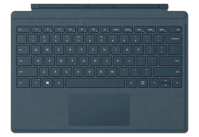 Surface Pro Signature Type Cover Cobalt Blue