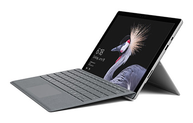 Surface Pro 2017