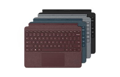 NEW Surface Go Signature Type Cover